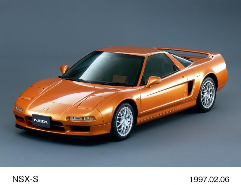 Honda NSX - 1990-2005