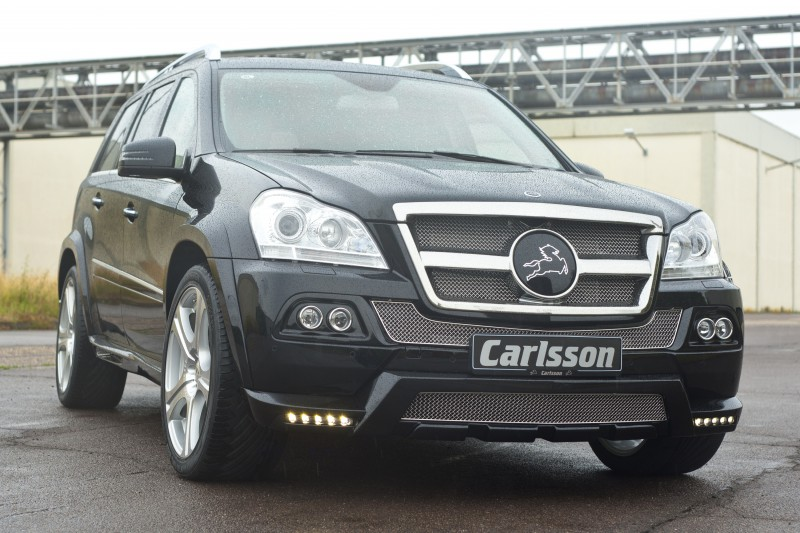 Mercedes-Benz Carlsson CGL45