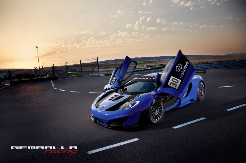 Gemballa GT3