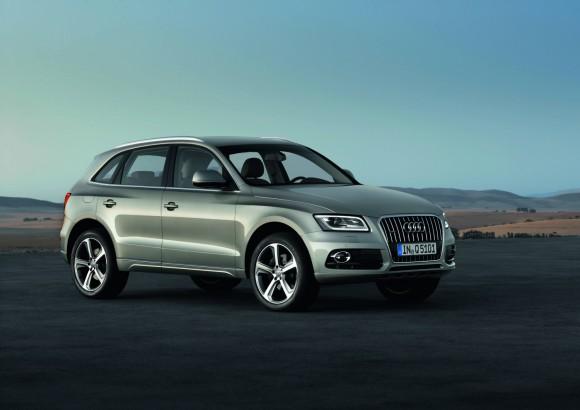 Nowe Audi Q5
