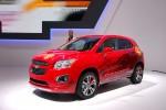 Bezpośredni odnośnik do Chevrolet na Salonie Samochodowym w Paryżu 2012
