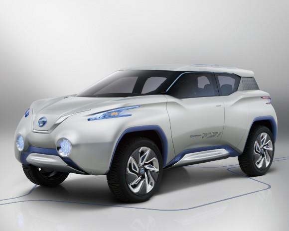 Nissan TeRRA