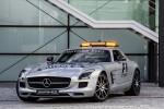 Bezpośredni odnośnik do Mercedes-Benz SLS AMG GT – nowy Safety Car w F1