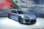 """Bezpośredni odnośnik do Panamera Sport Turismo – """"zielone"""" Porsche"""