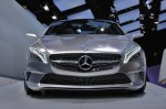 Bezpośredni odnośnik do Mercedes-Benz Concept Style Coupe w Paryżu