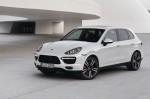 Bezpośredni odnośnik do Porsche Cayenne Turbo S: więcej mocy