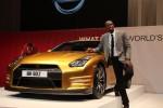 Bezpośredni odnośnik do Usain Bolt i jego wyjątkowy Nissan GT-R