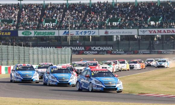 Chevrolet WTCC - Japonia 2012