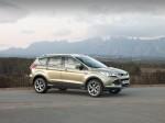 Bezpośredni odnośnik do Nagrody Euro NCAP Advanced i 5 gwiazdek dla Fordów Kuga i Fiesta