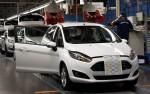 Bezpośredni odnośnik do Ford rozpoczyna produkcję nowej generacji Forda Fiesta