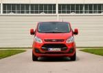 Bezpośredni odnośnik do Ford Transit Custom: pięć gwiazdek Euro NCAP
