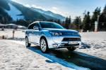 Bezpośredni odnośnik do Mitsubishi Outlander PHEV w Genewie – zapowiedź