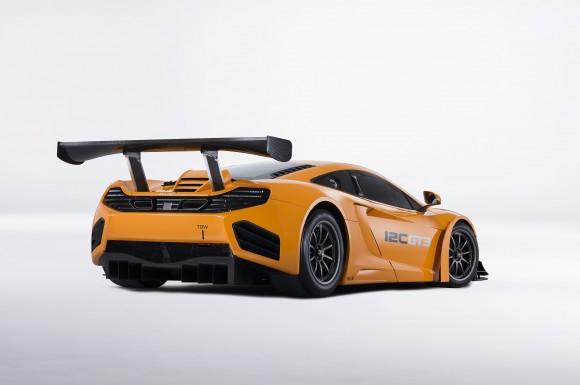 McLaren MP4-12C GT3 2013