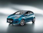 Bezpośredni odnośnik do Ford Fiesta najlepiej sprzedającym się małym samochodem 2012 roku