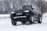 Bezpośredni odnośnik do Polska premiera Mitsubishi Pajero Sport