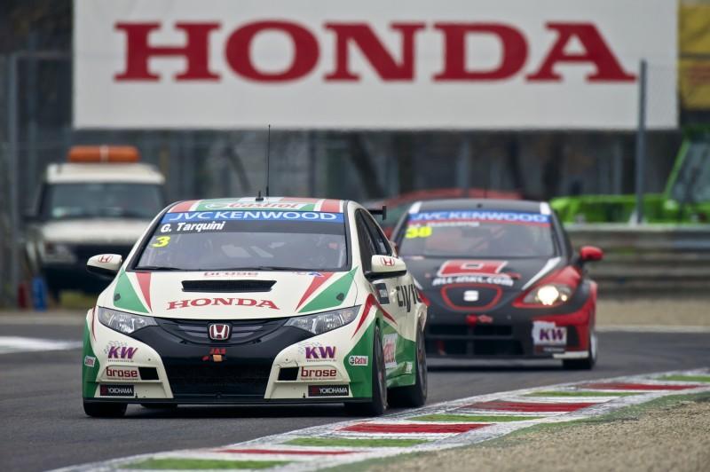 Honda Civic WTCC - Monza 2013