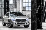 Bezpośredni odnośnik do Mercedes-Benz Concept GLA – debiut w Szanghaju
