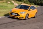 Bezpośredni odnośnik do Ford Fiesta ST i Ford Focus ST: dynamiczne testy na torze w Bednarach
