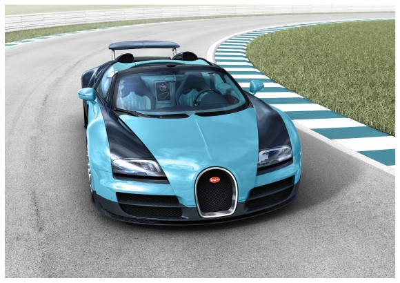 Bugatti 16.4 Veyron Grand Sport Vitesse Jean-Pierre Wimille
