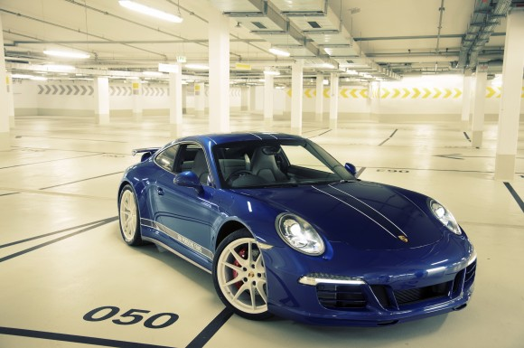 Porsche 911 Carrera 4S - 5M Porsche Fans