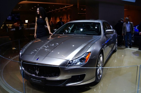 Maserati - IAA 2013 - Mototarget.pl
