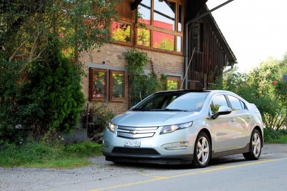 Chevrolet Volt - Szwajcaria