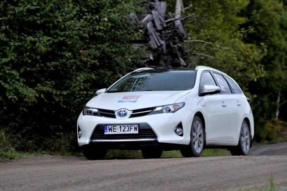 Toyota - Vesijarven EcoRun