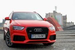 Bezpośredni odnośnik do Audi RS Q3 w polskich salonach sprzedaży