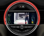 Bezpośredni odnośnik do Nowe systemy wspomagające kierowcę w modelach MINI