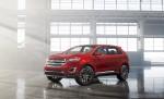 Bezpośredni odnośnik do Koncepcyjny Ford Edge: zapowiedź dużego europejskiego SUV-a