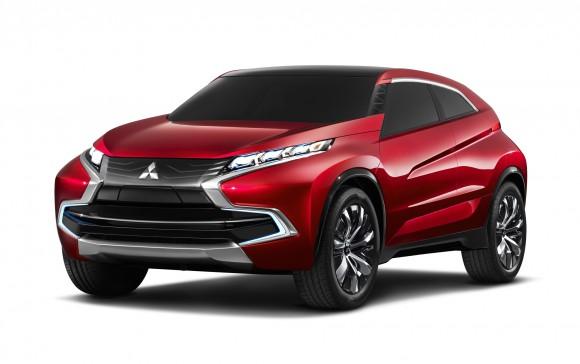 Mitsubishi - Tokyo Motor Show 2013