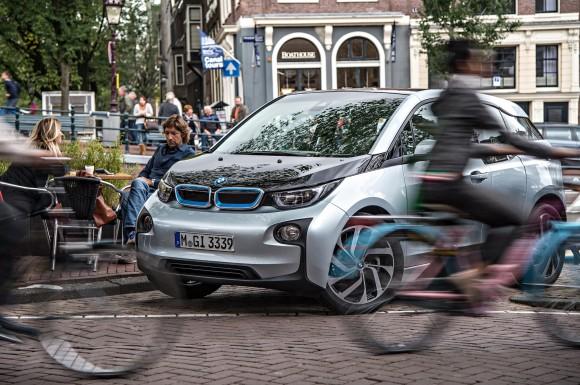 Certyfikat ISO dla BMW i3