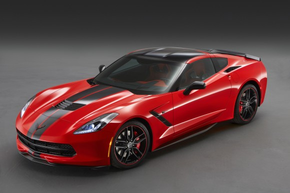Chevrolet Corvette Stingray - SEMA 2013