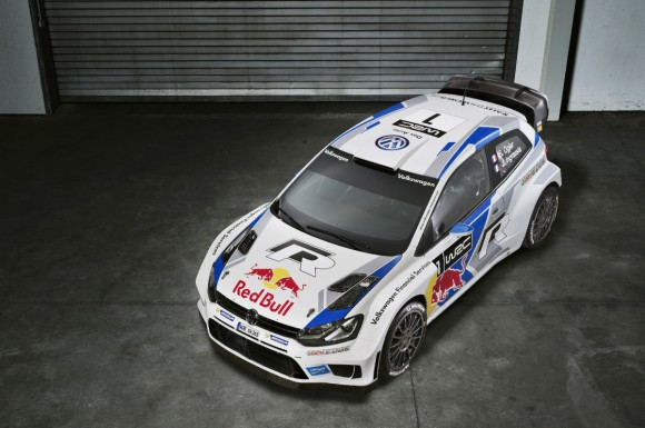 Volkswagen Polo R WRC 2014