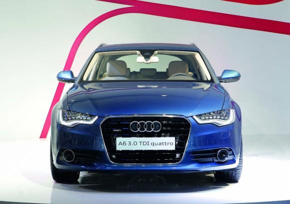 Audi A6 Avant - premiera