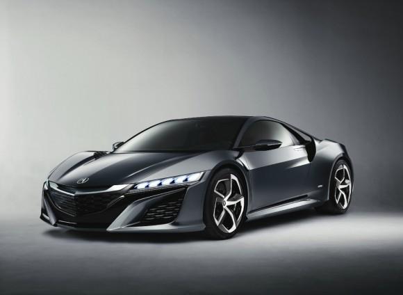 Honda NSX Concept 2013