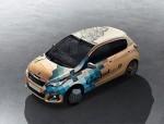 Bezpośredni odnośnik do Peugeot 108 Tattoo Concept – wytatuowany