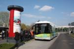 Bezpośredni odnośnik do Solaris Urbino 12 electric – polski autobus elektryczny ładowany bezprzewodowo