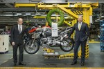 Bezpośredni odnośnik do 500-tysięczny motocykl BMW GS z silnikiem typu boxer