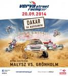 Bezpośredni odnośnik do Rajdowy pojedynek Małysz vs. Grönholm na Stadionie Narodowym!
