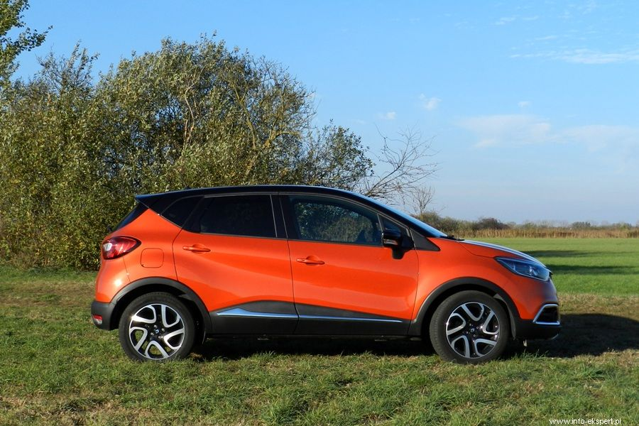 test renault captur intens energy dci 90 wiadomo ci motoryzacyjne. Black Bedroom Furniture Sets. Home Design Ideas