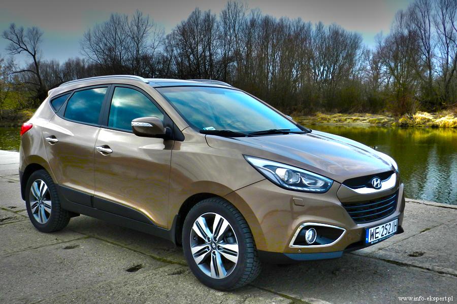 Test Hyundai ix35 2,0 CRDi AWD Premium | wiadomości ...