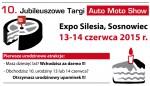Bezpośredni odnośnik do 10 jubileuszowa edycja AUTO MOTO SHOW Silesia Expo – 13-14 czerwca