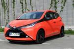 Bezpośredni odnośnik do Test Toyota Aygo 1.0 X-CITE