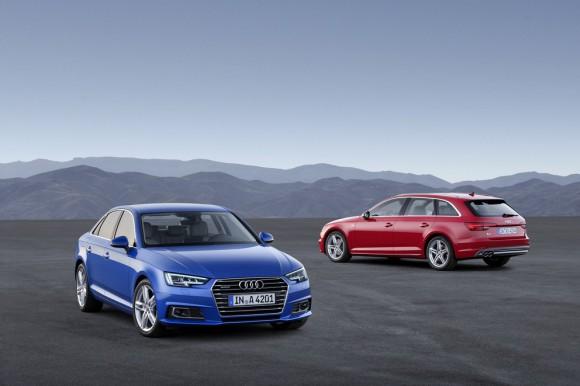 Audi A4 i Audi A4 Avant1
