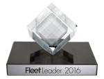 Bezpośredni odnośnik do Nagrody Fleet Leader 2016 i certyfikaty Długodystansowego Testu Flotowego