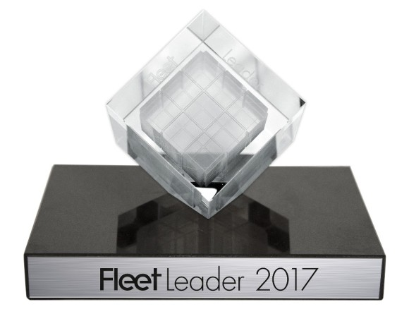 Statuetka Fleet Leader 2017