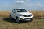 Bezpośredni odnośnik do Test SsangYong Musso Grand 2.2 Quartz 4WD