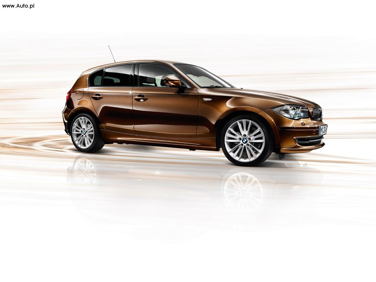 BMW serii 1Lifestyle Edition