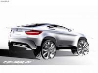 BMW Concept X6 ActiveHybrid